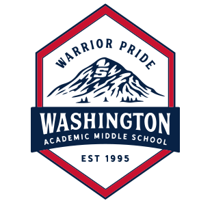 Washington Academic Middle School Logo